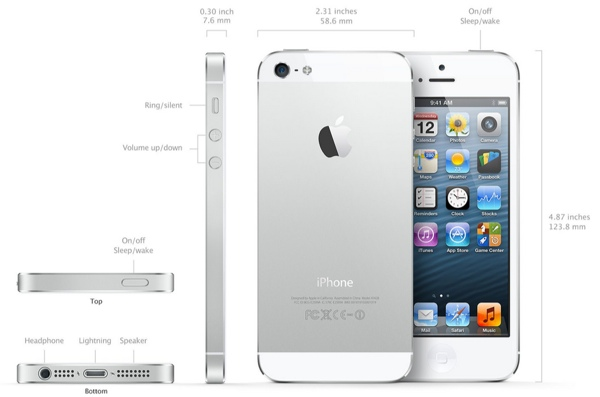 iPhone 5 business phone