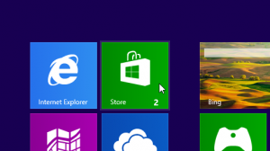 windows 8.1 store