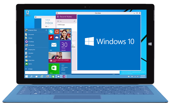 Windows 10 our top 5 features