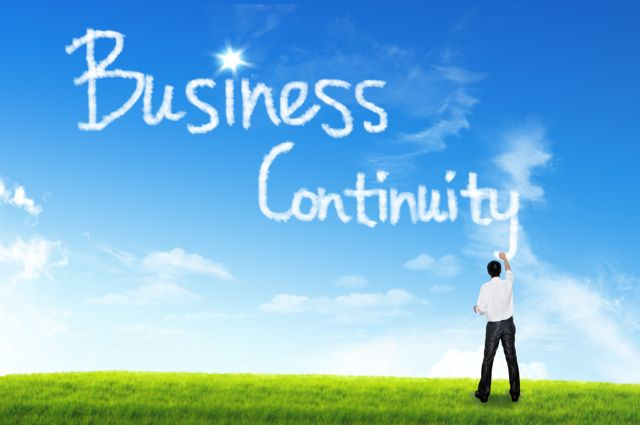 Business continuity plan document
