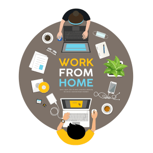 Tips For Working From Home – IT Support in Sussex