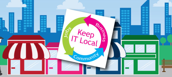 Local IT Support in Sussex